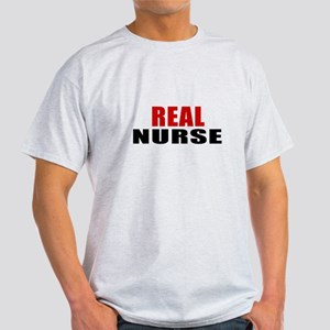 Real Nurse Light T-Shirt