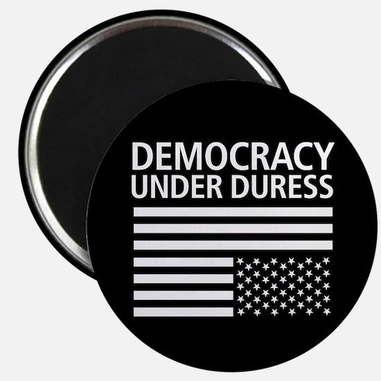 Democracy Under Duress • Magnet