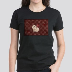 Cute Winged Piggy T-Shirt