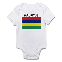 MAURITUS Infant Bodysuit