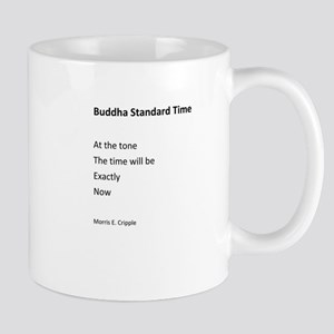 Buddha Standard Time Mugs