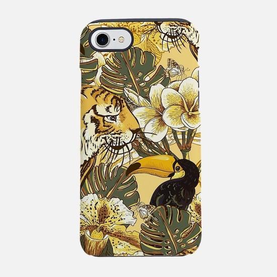 Tiger & Toucan iPhone 8/7 Tough Case
