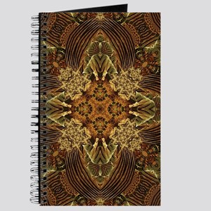 Heart of the Machine Mandala Journal