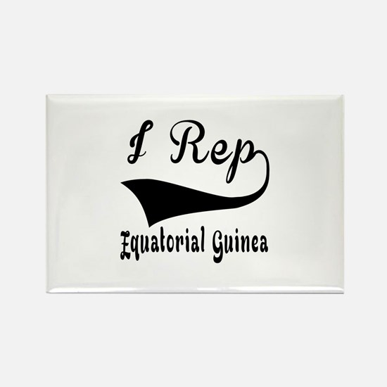 I Rep Equatorial Rectangle Magnet