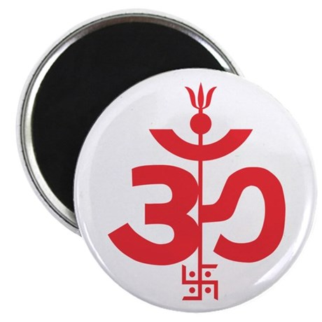 """Lucky Charm 2.25"""" Magnet (100 pack)"""