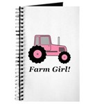 Farm Girl Tractor Journal