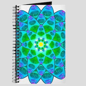 Harmony Flower Mandala Journal