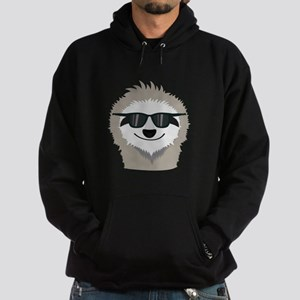 Sloth with sunglasses Sweatshirt