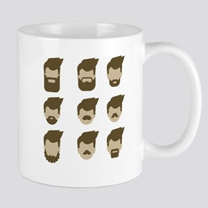 The Beards Mugs