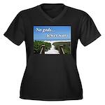 No gods... fewer wars Plus Size T-Shirt