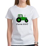 Farm Girl Tractor Women's T-Shirt