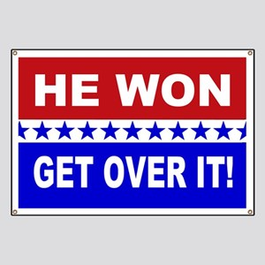 He Won Get Over It! Banner