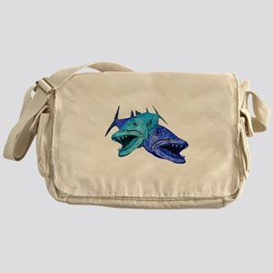 BARRACUDA Messenger Bag