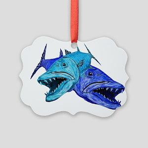 BARRACUDA Ornament