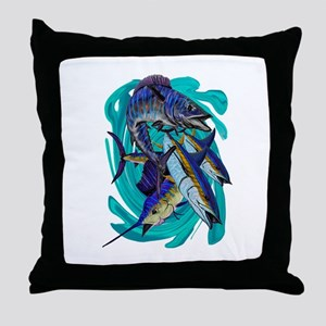 SPORT Throw Pillow
