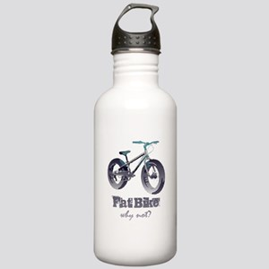 Fat Bike Why Not Motiv Stainless Water Bottle 1.0L