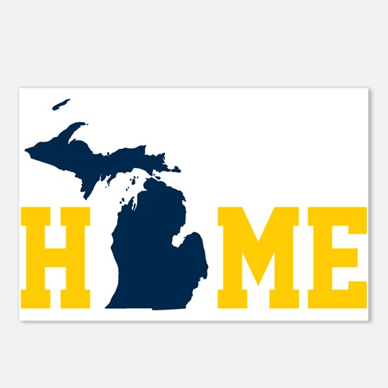 Cool Michigan Postcards (Package of 8)