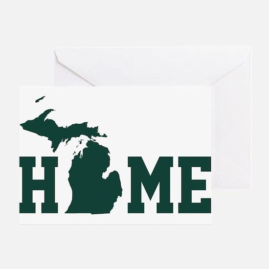 Up north michigan Greeting Card