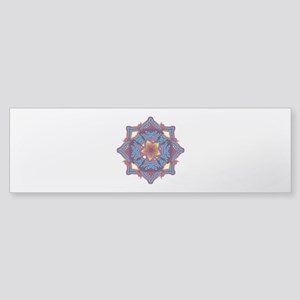 Passion Flower Sticker (Bumper)