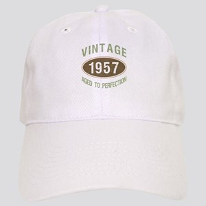 Vintage 1957 Birthday Cap
