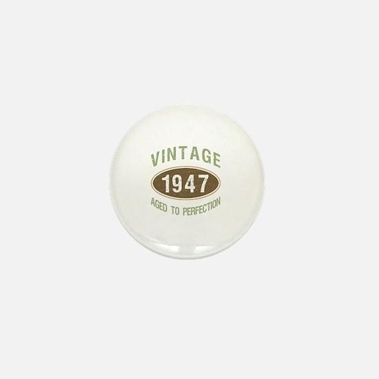 Birth year Mini Button