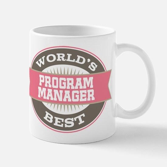 program manager Mug