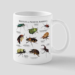 Beetles of North America Mug