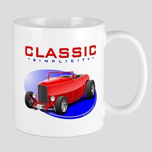 Classic Hot Rod Mug Mugs