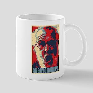 ANGRY GRANDPA Mugs