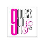 Godless Good Girl Sticker