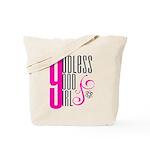 Godless Good Girl Tote Bag