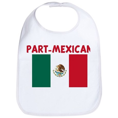 PART-MEXICAN Bib