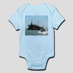 Maritime Meeting Body Suit