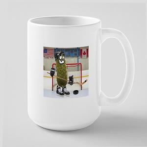 Hockey Pickle Mugs