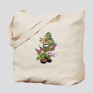 Gardening Pickle Tote Bag
