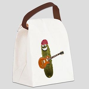 Rocker Pickle Canvas Lunch Bag