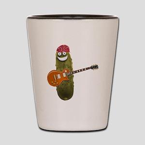 Rocker Pickle Shot Glass