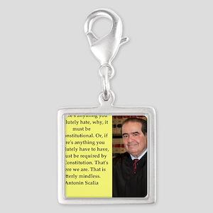 Antonin Scalia quote Charms