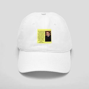 0935075e19b Antonin Scalia quote Baseball Cap