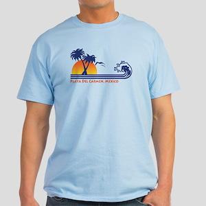 Playa Del Carmen Mexico Light T-Shirt