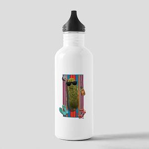 Beach Pickle Water Bottle