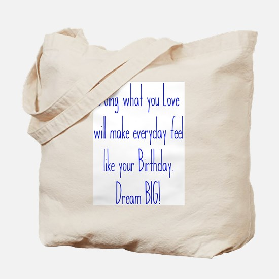 Everyday Birthday Tote Bag