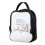Self Aware Neoprene Lunch Bag