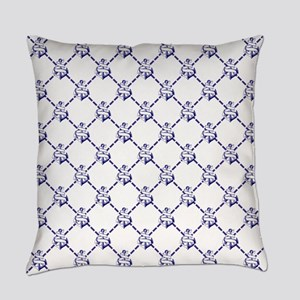 ANCHOR PATTERN Everyday Pillow