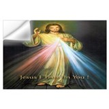 Divine mercy Wall Decals