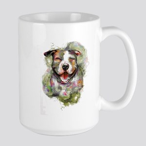Puppy Dog Art Mugs
