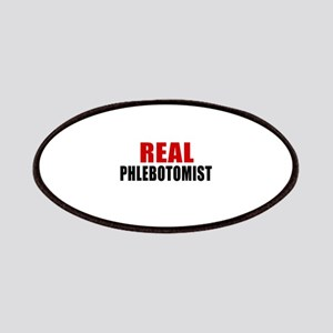 Real Phlebotomist Patch
