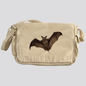 Bat Messenger Bag