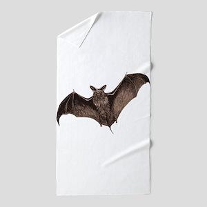 Bat Beach Towel