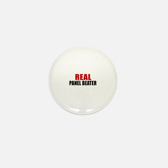 Real Panel beater Mini Button